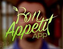 Vídeo elevador Pitch, BonAppetit App