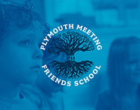 Plymouth Meeting Friends School Rebranding & Web Design