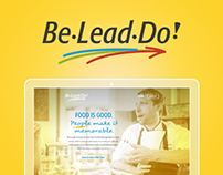 Be.Lead.Do! - Website Landing Pages