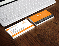 Business Card for BD client