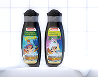 Shampoo Verpakking