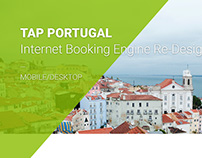 TAP Portugal - Internet Booking Engine Re-Design