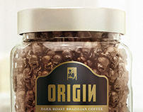 ORIGIN COFFEE / JOE PUBLIC SOUTH AFRICA