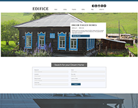 Edifice - Real Estate Website Concept