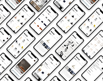 Woud Concept App
