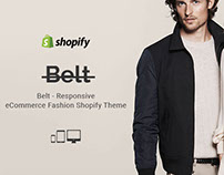 Belt – Responsive eCommerce Fashion Shopify Theme