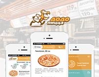 DoDo Pizza app