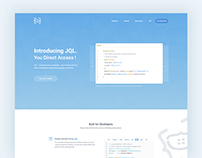 CodePoint Landing Page