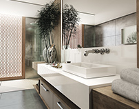 Banheiro |  Bathroom | Idélli 2016