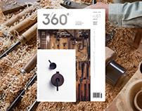 Design 360° Magazine No.61 - Designer's Craftsmanship