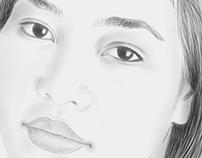 Thai Girl Portrait