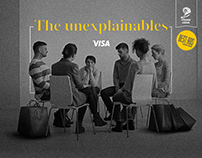 The unexplainables | Visa | YoungLions