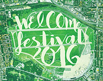 WELCOME FESTIVAL & PAINT NOW! PROJECTS