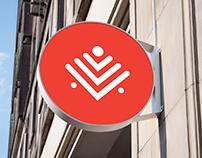 Könyvtárellátó / Library supplier Identity,  Branding