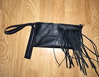 Leather Clutch III