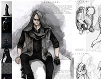 Sztrugackij brothers - STALKER, costume design
