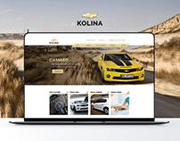 Kolina Chevrolet - Website