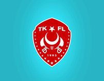 Turkish National Football League - Brand Design