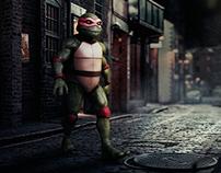 Retoque-Tortuga Ninja