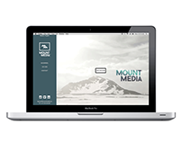 Mount Media