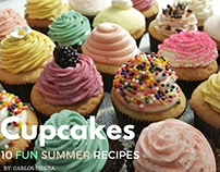 Carlos Sierra | 10 Fun Summer Cupcake Ideas