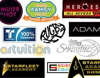 Logos: Various Brands