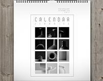 Photo Calendar CERAMICS. 2017
