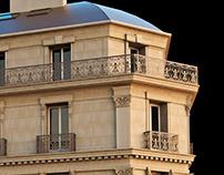 house in Paris Latin Quarter