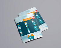 Diseño de logo y catálogo de productos