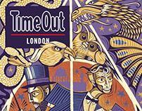 Folio Artists - TimeOut Covers