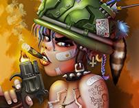 Tank Girl!