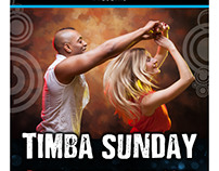 Timba Tuesday Poster Design