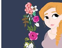 Maddie - portrait