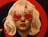 Atomic Rocket Comics presents : Hypno Girl !!