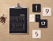 Branding for 1905 Café