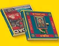 Maachis book design for Either Or