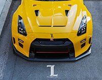Nissan GT-R Widebody kit
