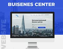 Corporate website Buisenes center