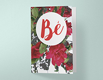 Greeting Card Bé