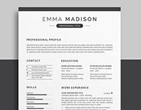Resume/CV Pack