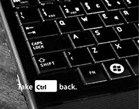 Take Ctrl Back | Toshiba