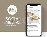 Cake Prince / Social Media 2020