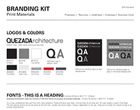 QA Branding Kit 2016 Standards