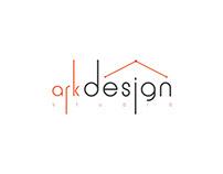 Ark Design studio - logo design