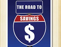 Road to Savings - Trifold Flyer