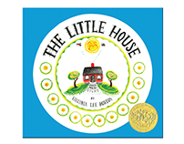 Little House Flash Ad