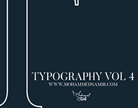 Typography vol 4
