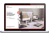 Portfolio Designer 2019 / mariuszkunc.pl