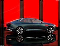 EVision Sedan Concept