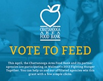 Chattanooga Area Food Bank Campaign